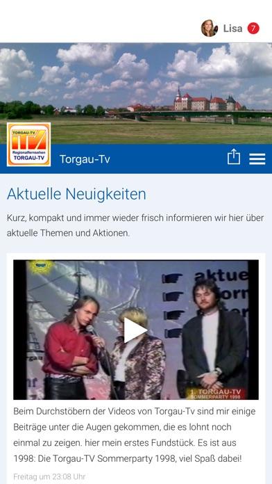 Torgau-TvScreenshot von 1