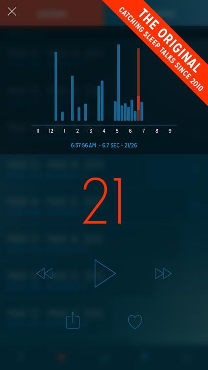 Sleep Talk Recorder screenshot-0