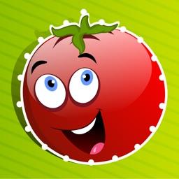 Dot 2 Dot - Vegetable Series