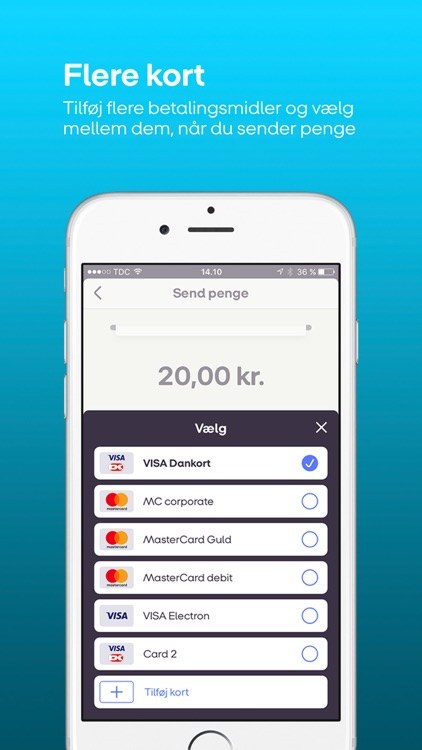 MobilePay screenshot-3