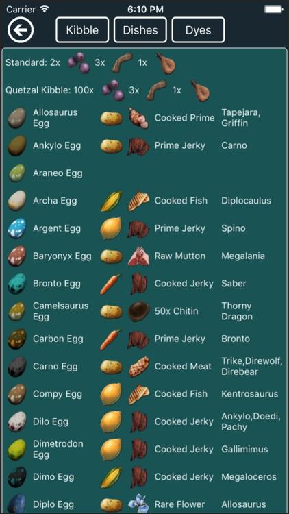 A-Calc for Ark Survival Evolve screenshot-4