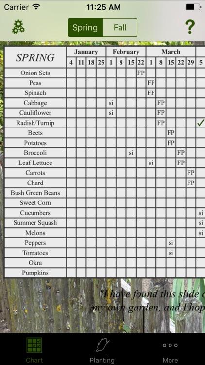 Clyde's Garden Planner screenshot-0