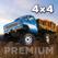 4x4 Delivery Trucker Premium