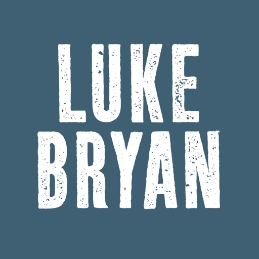 Luke Bryan application logo