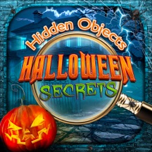Hidden Objects Halloween Haunted Secret Spy Object