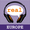 Howard Weate Productions Limited - The Real Accent App: Europe artwork