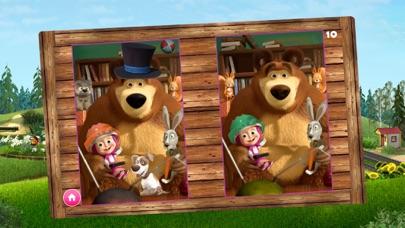 Screen Shot Masha and the Bear Games 3
