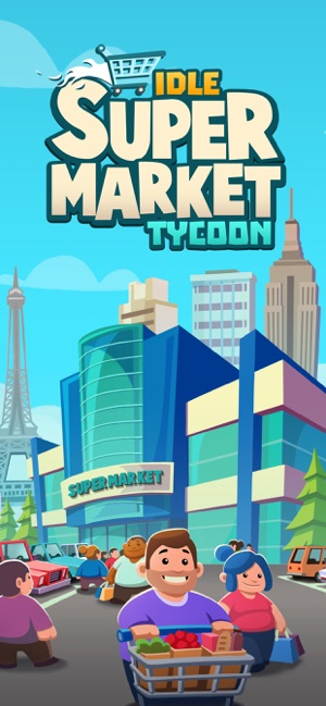 Idle Supermarket Tycoon - Shop on the App Store