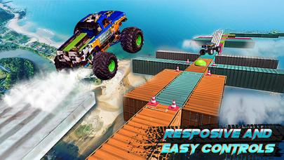 Monster Truck Stunt Racing mtdのおすすめ画像3