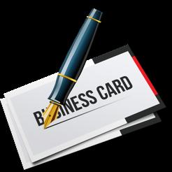 Business card easy creator on the mac app store business card easy creator 4 reheart Gallery