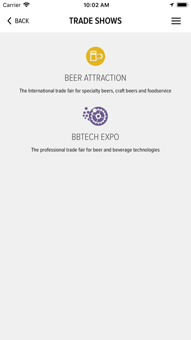 Beer Attraction - BBTech expo screenshot 4