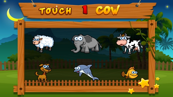 Preschool Zoo Puzzles and Fun Baby Games for kids Screenshot