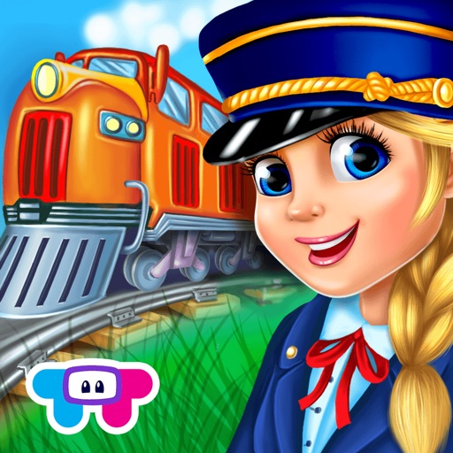 Super Fun Trains - All Aboard icon