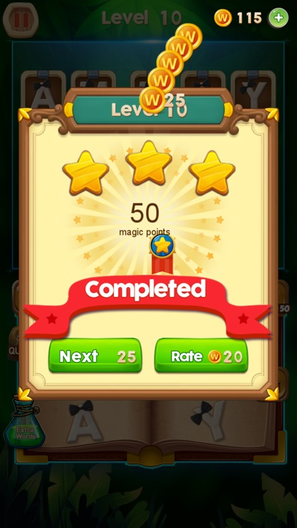 Word Magic-word search scapes screenshot-3