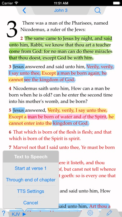 NLT Bible screenshot-0