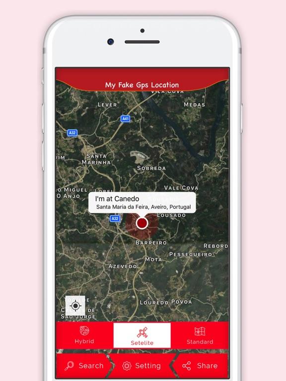 My Fake Gps Location | App Price Drops