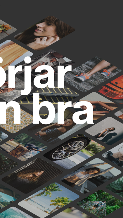 Screenshot for Pinterest in Sweden App Store