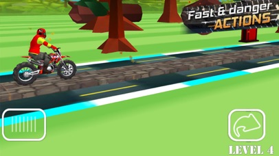 Screenshot of Ultimate Bike Stunt Rider App