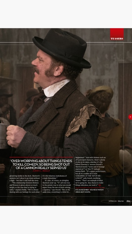 Total Film Magazine screenshot-3