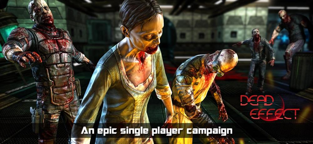 Dead Effect: Space Zombie RPG hack tool
