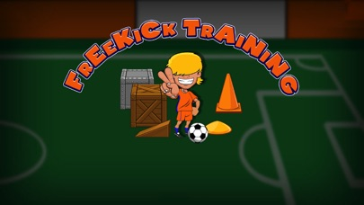 Freekick Training screenshot 5