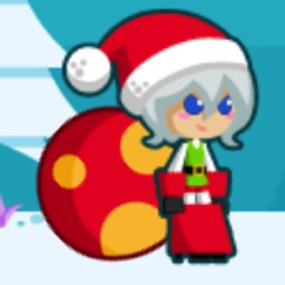 圣诞女孩跑酷-好玩的游戏