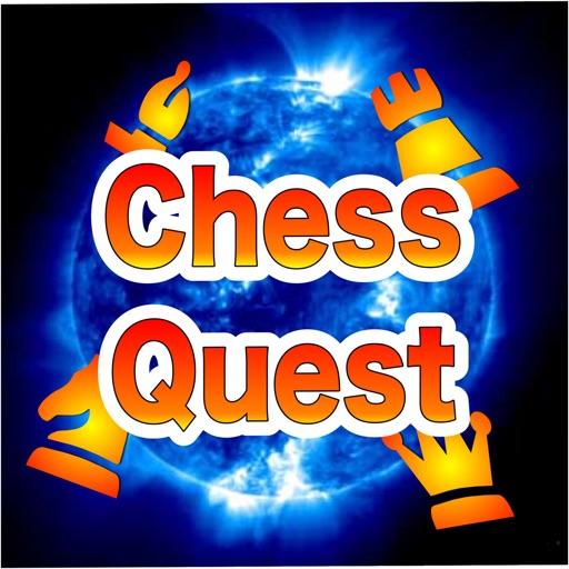 チェスクエスト - 日本語対応のシンプルなオンラインチェス対戦アプリ【初心者歓迎】