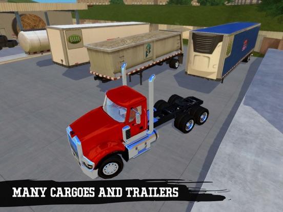 Truck Simulation 19 screenshot 18
