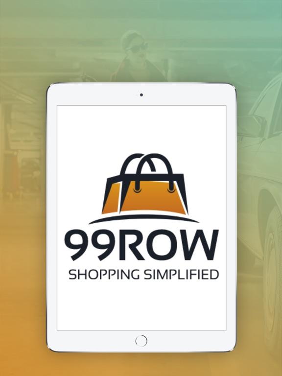 fe74bc82337 Screenshot  1 for 99ROW   Online Shopping App ...