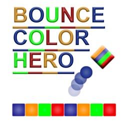 Bounce Color Hero