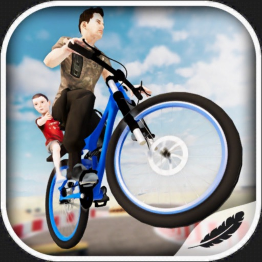 Guts Glory BMX Obstacle Course iOS App