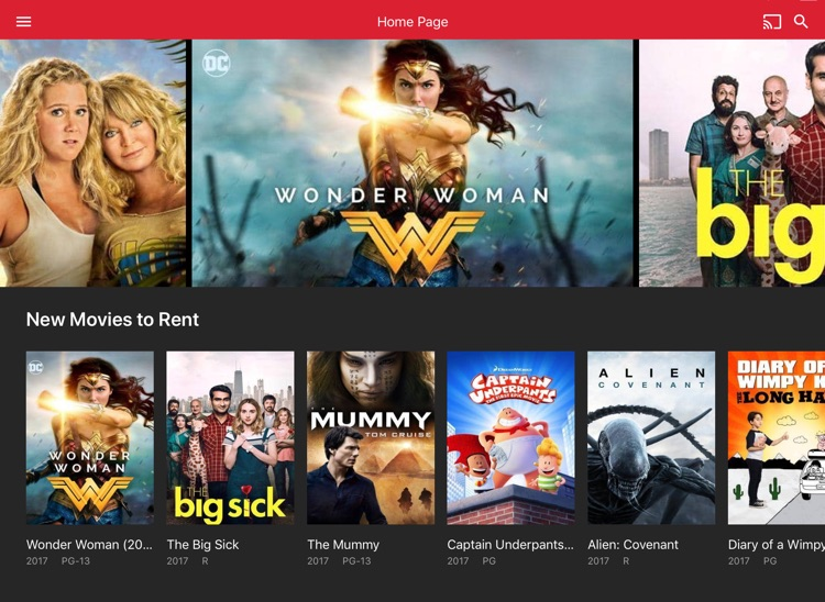 Redbox On Demand screenshot-1
