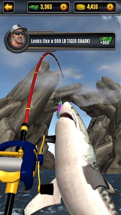 Screenshot #2 pour Big Sport Fishing 2017