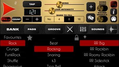 Rock Drum Machine Screenshot 1