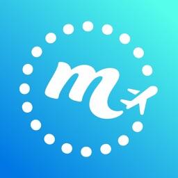 mertrip : お出かけ、旅行の日記共有アプリ