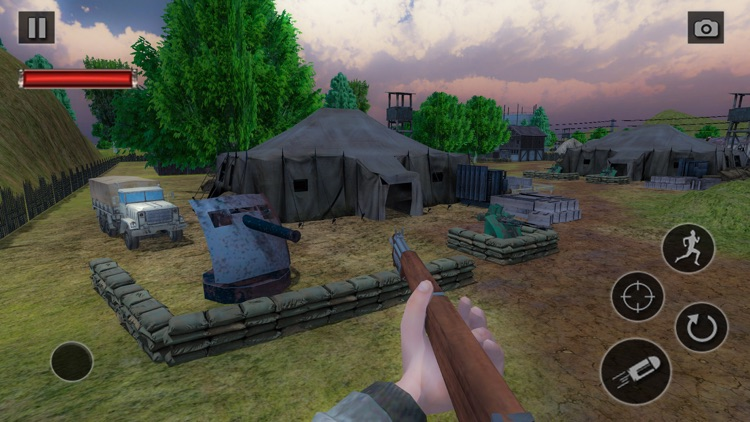 World War 2 Battle Game screenshot-2