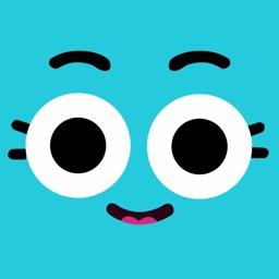 eyemoji crazy animated
