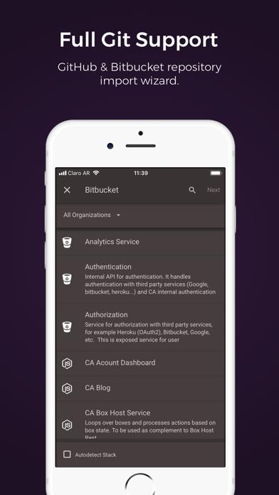 Codeanywhere - IDE, FTP, SSH screenshot three