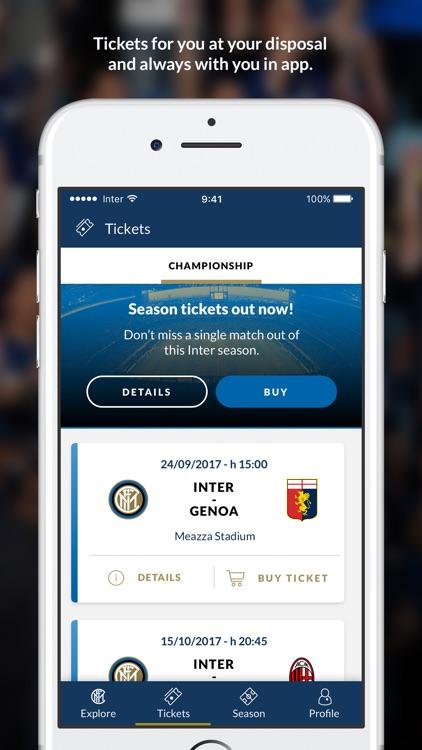 Inter Official App screenshot-3