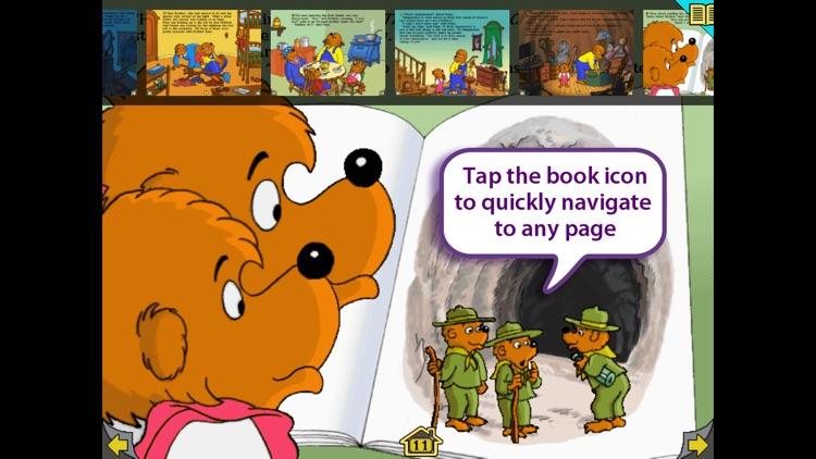 In The Dark, Berenstain Bears