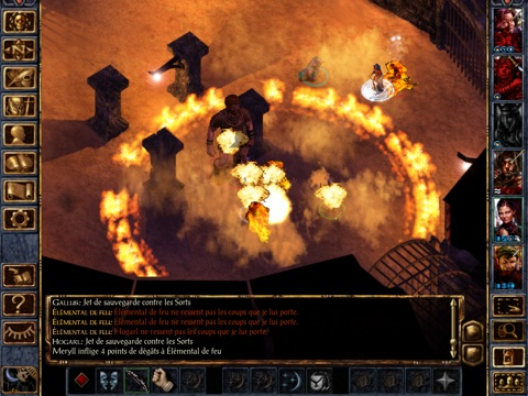 Screenshot #4 pour Baldur's Gate