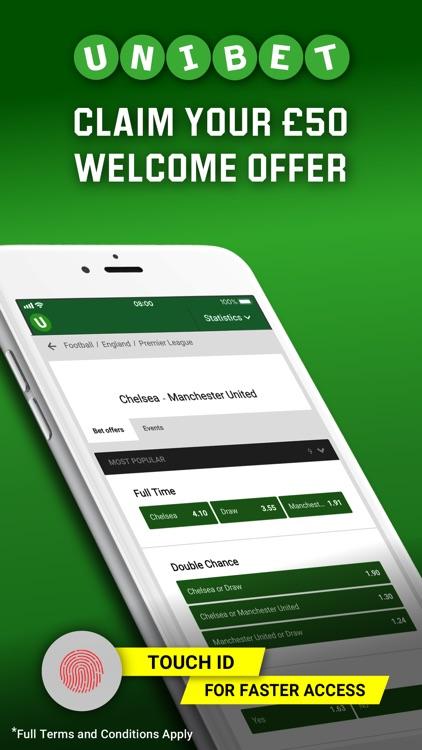 Unibet - Live Sports Betting