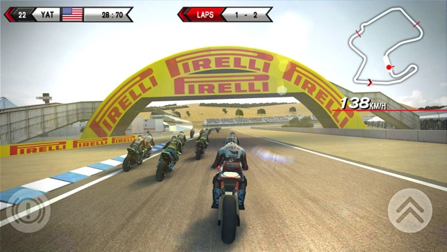 SBK14 Official Mobile Game on the App Store