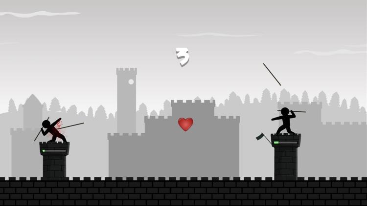 Epic Stick Knight Hero Fight