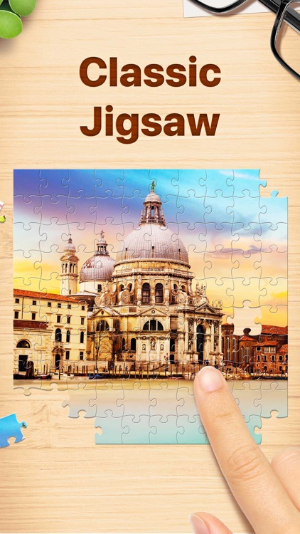 Jigsaw Puzzles - Puzzle Game screenshot-0
