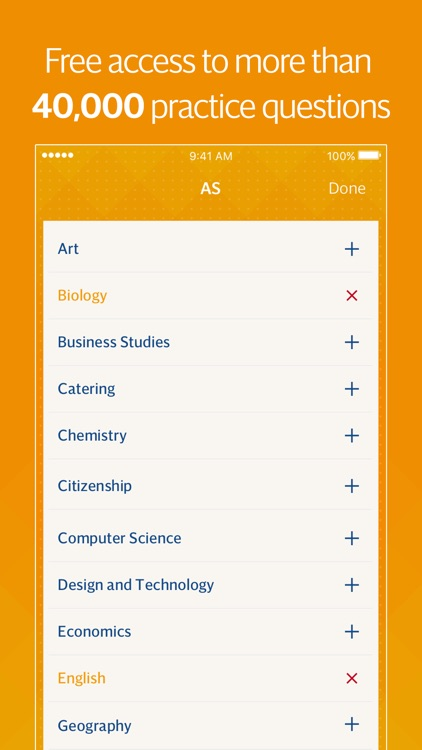Gojimo – revise for your exams screenshot-0