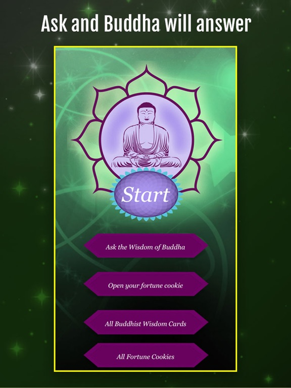 Ask Buddha for Help and Advice screenshot 5
