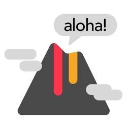 Aloha- Friendly College Meetup