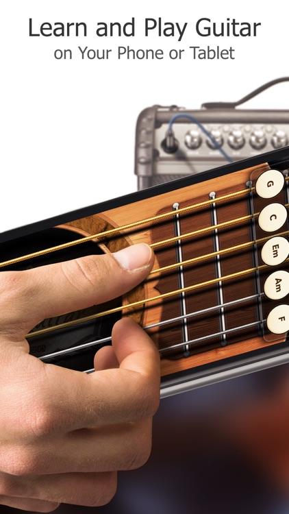Guitar - Chords, Tabs & Games screenshot-0
