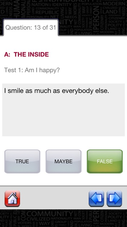 Personality Psychology Pro screenshot-2